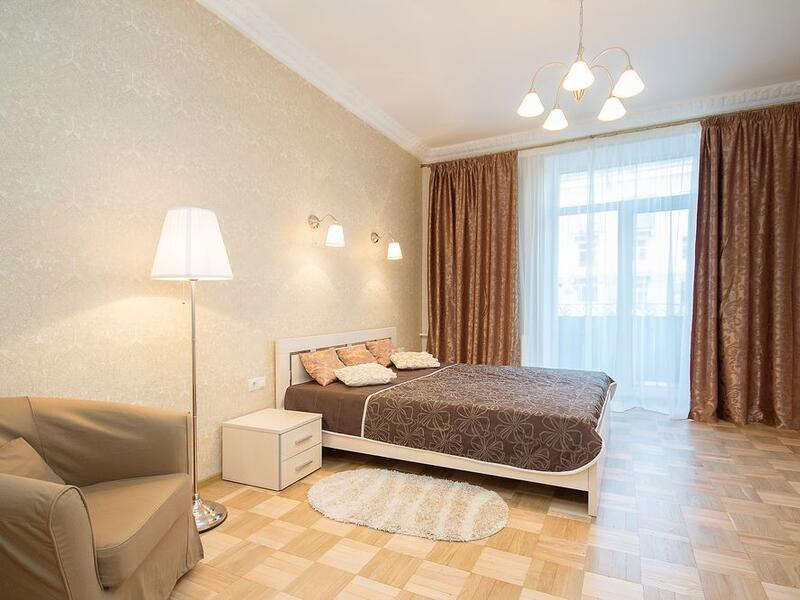 Квартира на сутки в Минске: 1-комнатная на улице Румянцева, 14