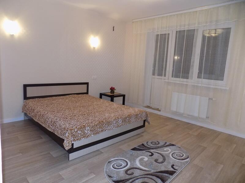 Квартира на сутки в Минске: 1-комнатная на Проспекте Победителей, 51 к.2