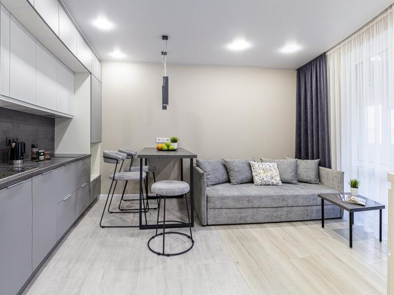 Квартира на сутки в Минске на Полоцкой, 5 спальня