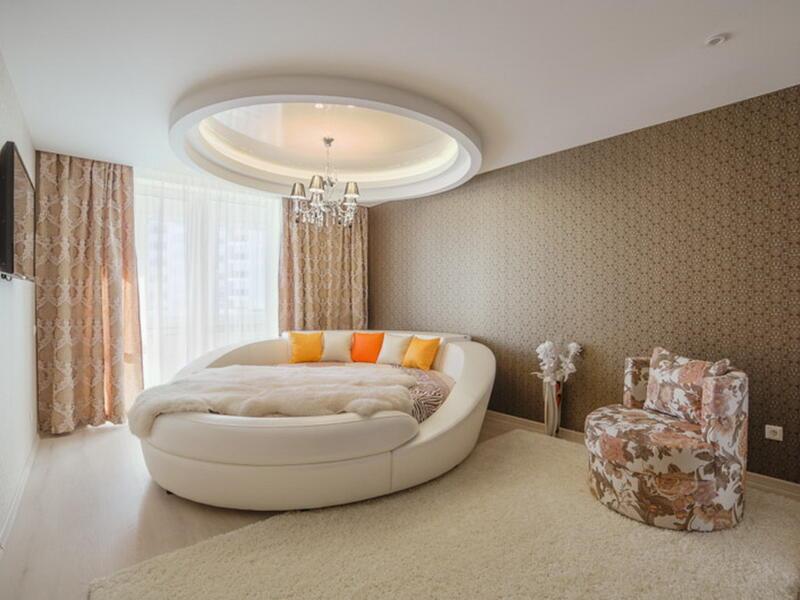 Квартира на сутки в Минске на улице Заславская, 12 спальня