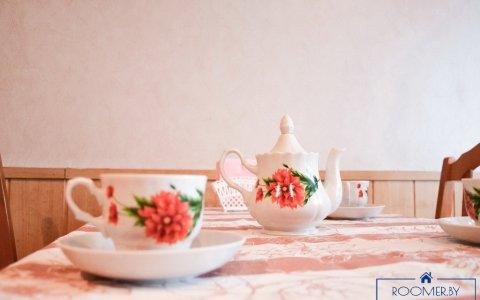 Квартира на сутки в Минске на проспекте Победителей, 51 гостиная